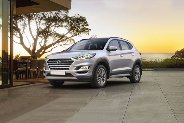 Hyundai Tucson GLS AT