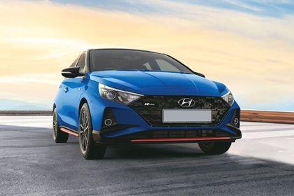 Hyundai i20 N Line Front Left Side Image