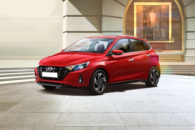 Hyundai i20 Asta Opt Turbo DCT DT