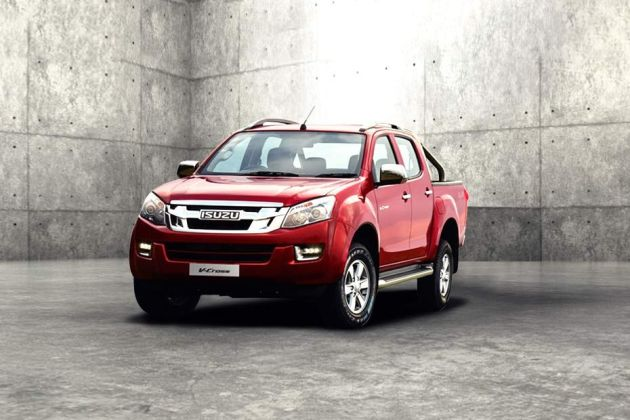 Isuzu D-MAX V-Cross 2015-2019