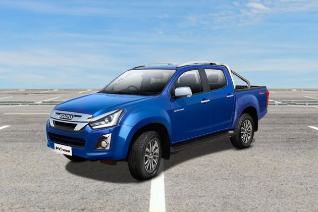Isuzu D-Max V-Cross Price, Images, Review & Specs