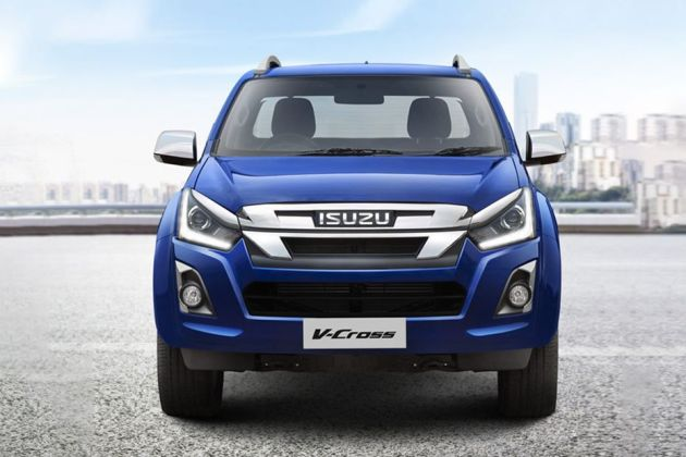 New Isuzu D Max V Cross Price Images Review Specs