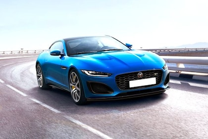 Jaguar F-TYPE Front Left Side Image