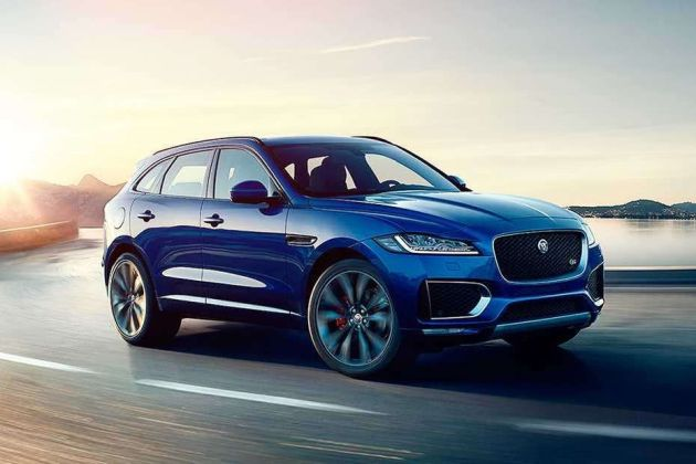 new jaguar f pace 2018 price images review mileage specs. Black Bedroom Furniture Sets. Home Design Ideas