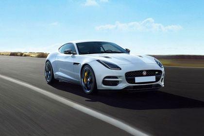 Jaguar F-TYPE 2013-2020 Front Left Side Image