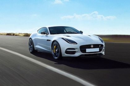 Jaguar F-TYPE 2013-2020 Front Left Side Image