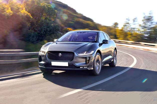 Jaguar I-Pace Front Left Side Image