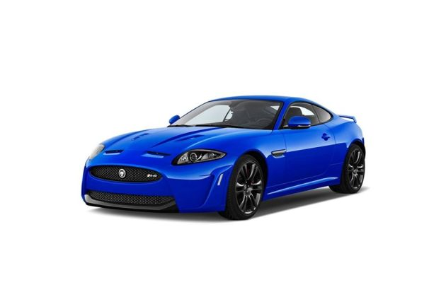 Jaguar XK Front Left Side Image