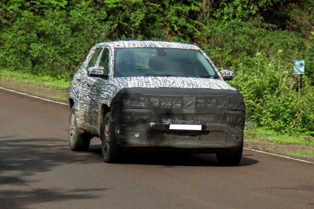 Jeep Compass 2021 Front Left Side Image