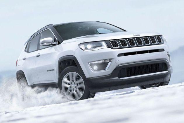 Jeep Compass: Variants Explained   CarDekho com