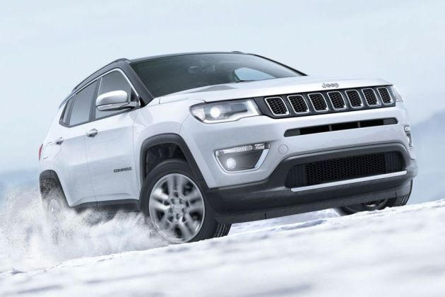 Jeep Compass Price (August Offers!), Images, Review & Specs