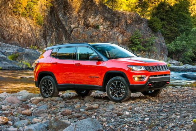 Jeep Compass Price (September Offers!), Images, Review & Specs