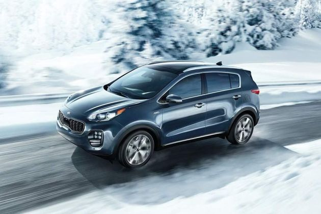 Kia Sportage Price In India, Launch Date, Images & Specs