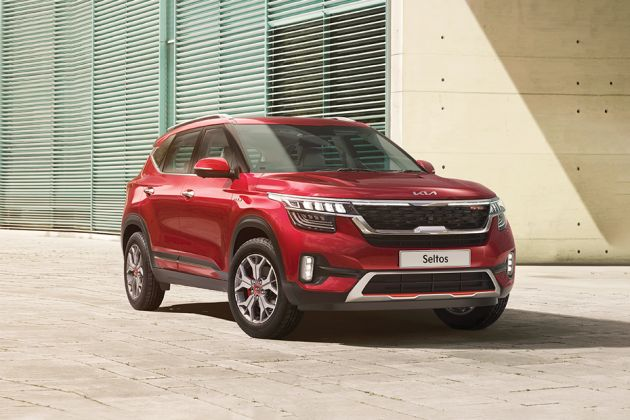 Kia Seltos GTX Plus AT D