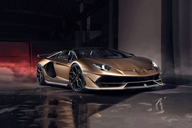 Lamborghini Aventador Svj On Road Price Petrol Features Specs