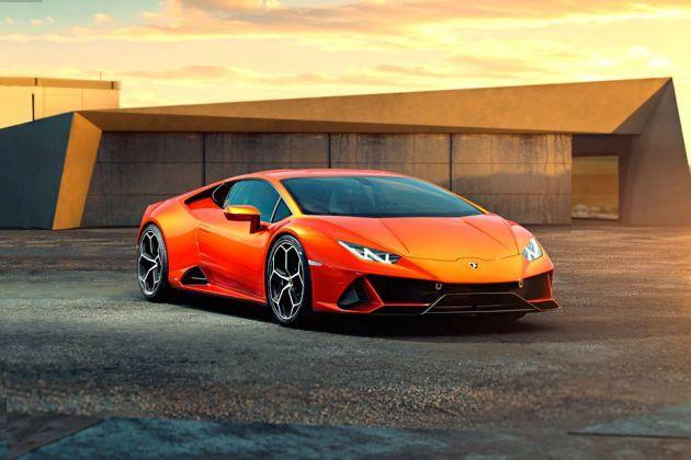 Lamborghini Huracan EVO 5.2 V10 On Road Price (Petrol