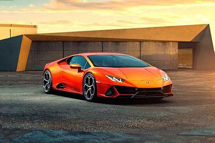 Lamborghini Huracan EVO Price, Images, Review & Specs