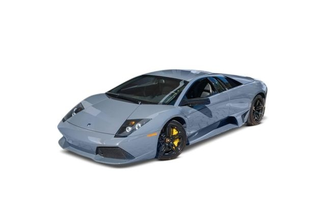 Lamborghini Murcielago Front Left Side Image