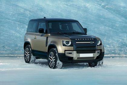 Land Rover Defender Front Left Side Image