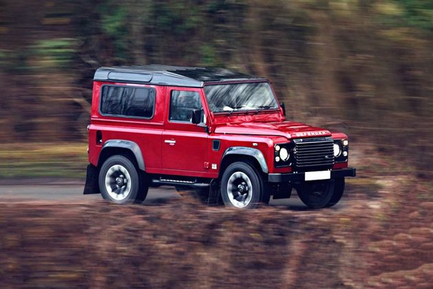 Land Rover Defender Price in India, Launch Date, Images