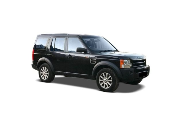 Land Rover Discovery 3 Front Left Side Image