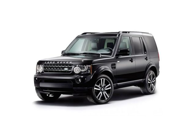 Land Rover Discovery 4 Front Left Side Image