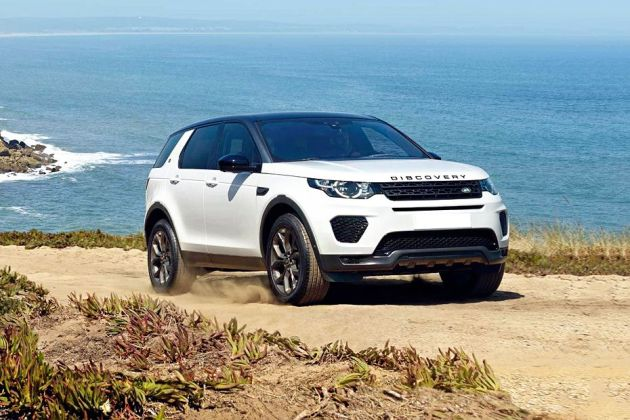 Land Rover Discovery Sport Front Left Side Image