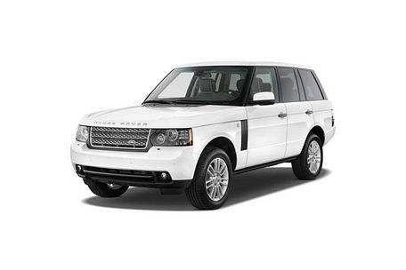 Land Rover Range Rover 2009-2010 Front Left Side Image