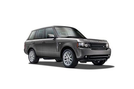 Land Rover Range Rover 2012-2013 Front Left Side Image
