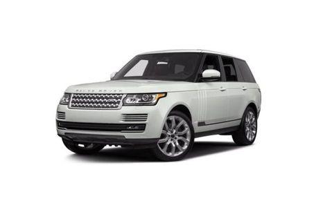 Land Rover Range Rover 2013-2014 Front Left Side Image