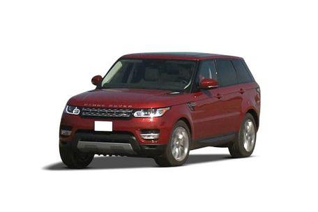 Land Rover Range Rover 2014-2017 Front Left Side Image