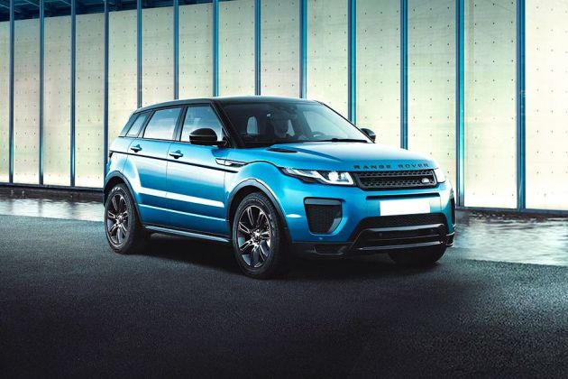 Land Rover Range Rover Evoque Front Left Side Image
