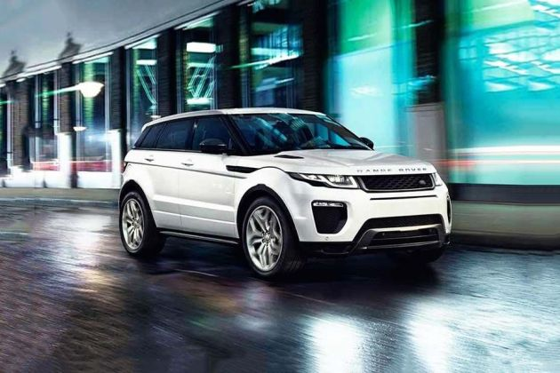 Land Rover Range Rover Evoque Price Images Review Mileage Specs