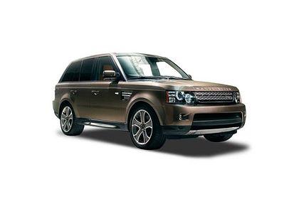 Land Rover Range Rover Sport 2005 2012 Front Left Side Image