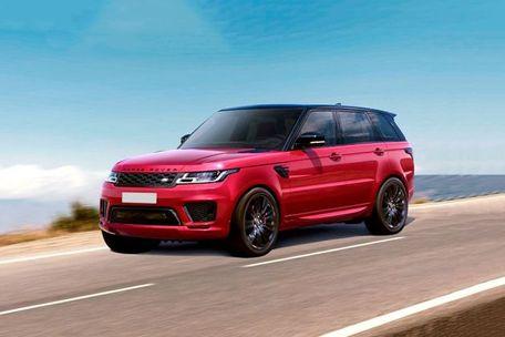 Land Rover Range Rover Sport Front Left Side Image