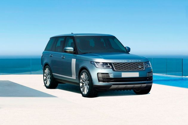 Land Rover Range Rover Front Left Side Image