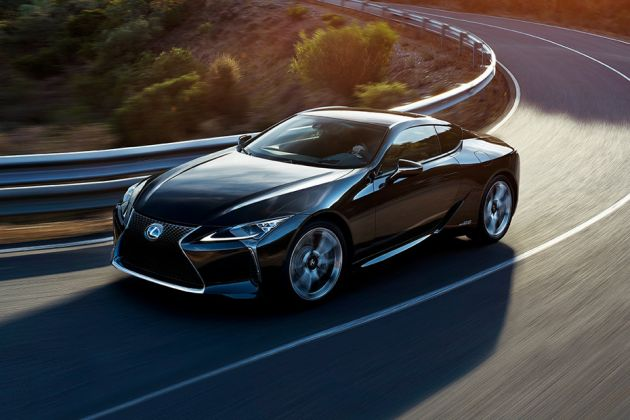 Lexus LC 500h Limited Edition