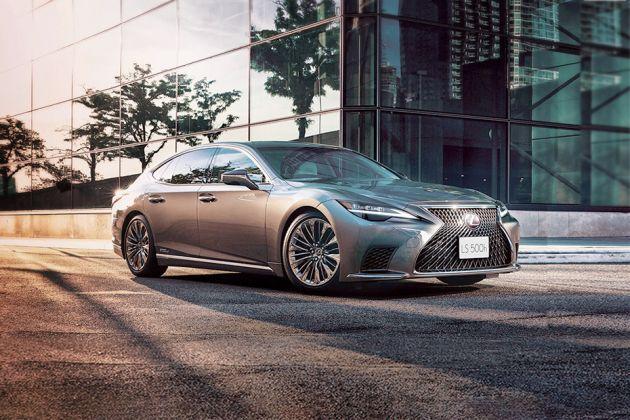 Lexus LS Insurance Quotes