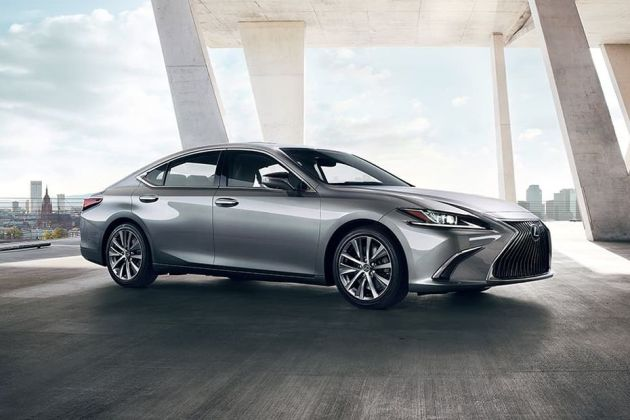 Lexus ES Price, Images, Review & Specs
