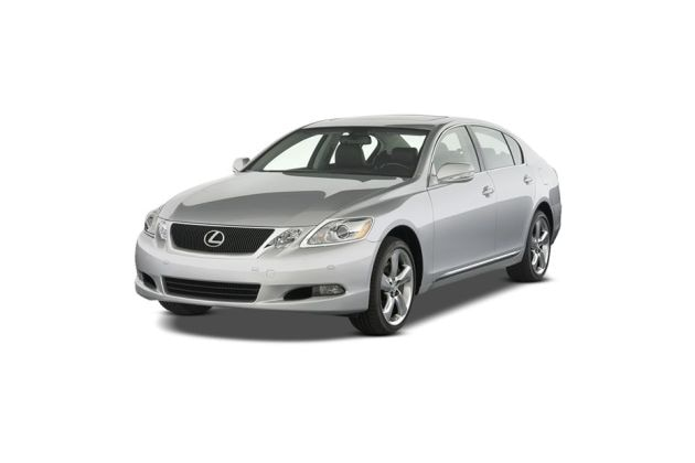 Lexus GS 2005-2013 Front Left Side Image