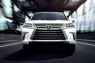 Lexus LX Price, Images, Review & Specs