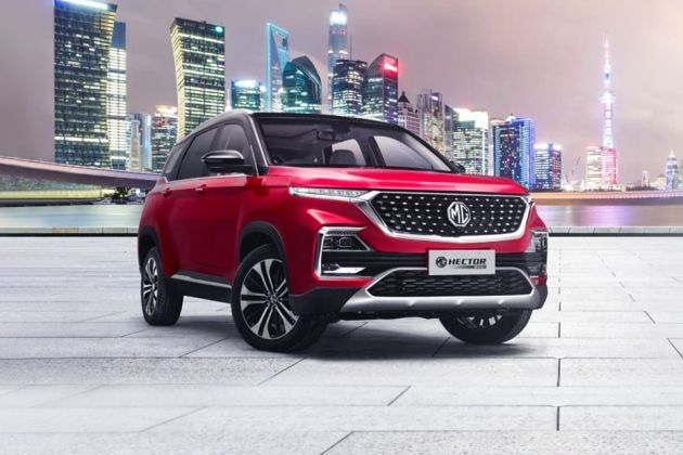 MG Hector DCT Sharp