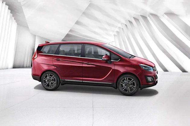 Mahindra Marazzo Price, Images, Review & Specs