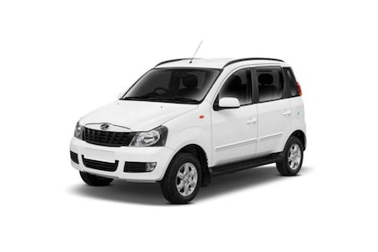 Mahindra Quanto Front Left Side Image