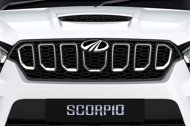 Mahindra Scorpio 2020 Interior Spied