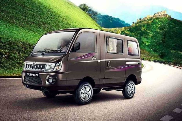 Mahindra Supro Front Left Side Image