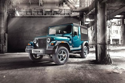 Mahindra Thar 2015-2019 Front Left Side Image