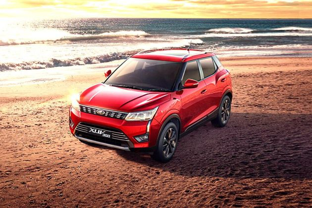 New Mahindra Xuv300 Price Images Review Specs