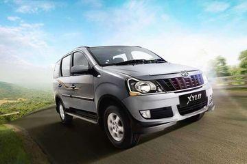 Mahindra Xylo Front Left Side Image