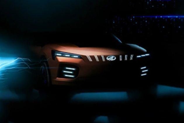 Mahindra XUV500 2020